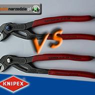 Szczypce Knipex Cobra 87 01 250 vs nowy model 87 21 250 – porównanie